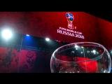 Жеребьевка группового этапа Чемпионата Мира - 2018
