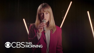 """Saturday Sessions: The Weather Station performs """"Tried To Tell You"""""""