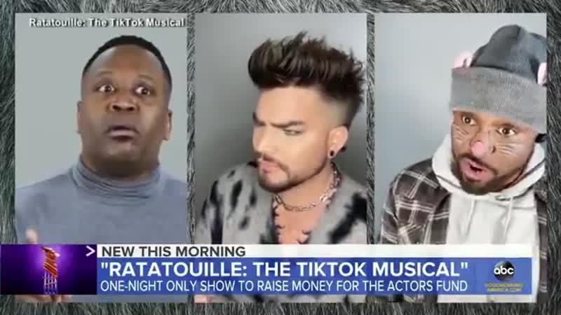 Ratatouille: The TikTok Musical - 31/12/2020