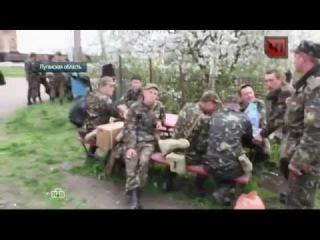 Голодная украинская армия брошена на произвол судьбы