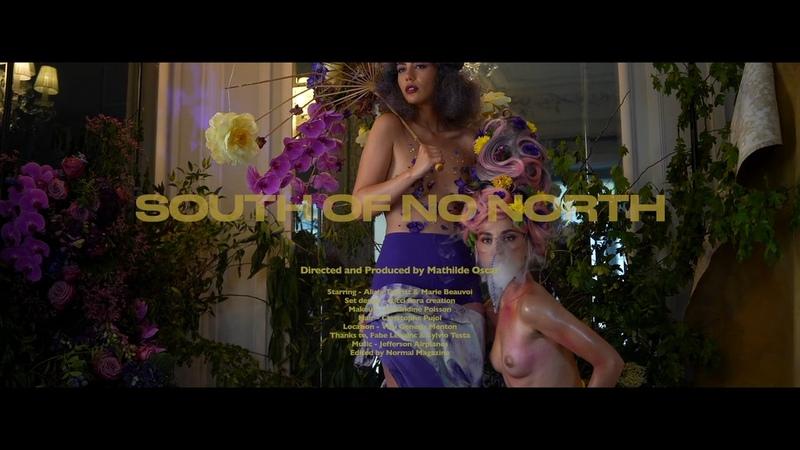 Mathilde Oscar South of no North Normal Magazine