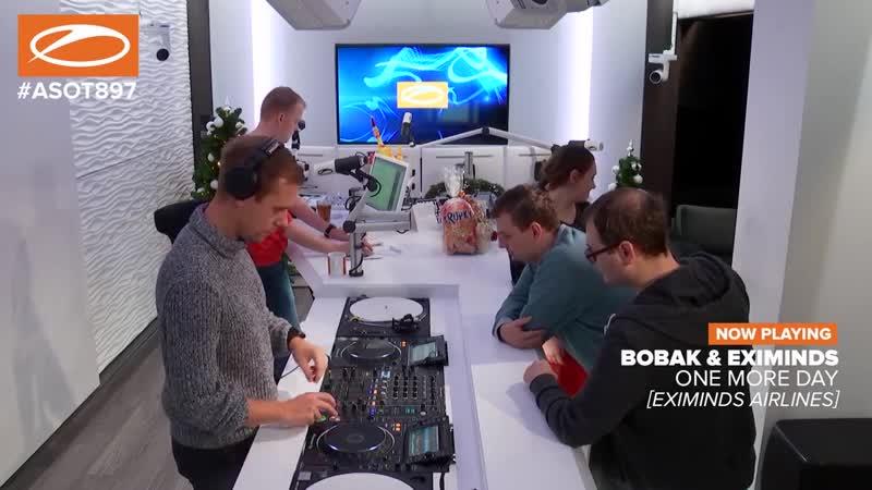 Bobak Eximinds One More Day ASOT 897