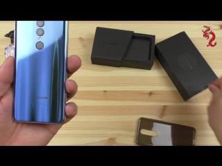 UMIDIGI A1PRO Распаковка смартфона на новом MT6739 с GPU PowerVR GE8100