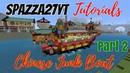 Minecraft Chinese Junk Boat Tutorial part 2