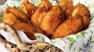 Вкусные и быстрые Жареные Пирожки на творожном тесте!//Fried pies on cottage cheese dough