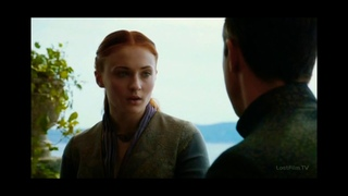 Санса и Петир Бейлиш / Sansa and Petyr Baelish