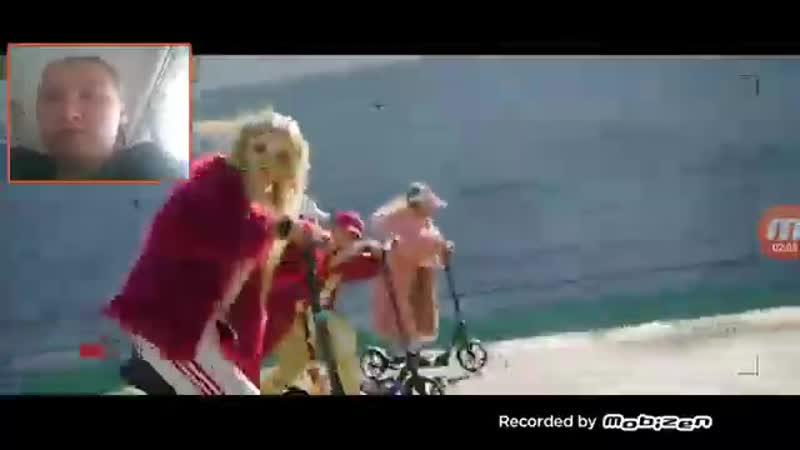 Реакция на клип DETKI-Shake It
