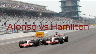 "Fernando Alonso vs Lewis Hamilton - ""The Battle of The McLaren's"" - 2007"