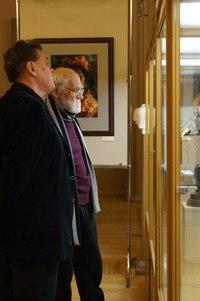 Открытие юбилейной выставки Восточное пространство. 20 ноября