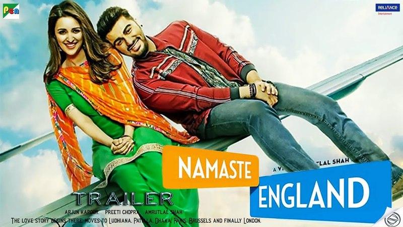 Namastey England trailer Arjun Kapoor Parineeti Chopra Vipul Shah 7 December 2018 fanmade
