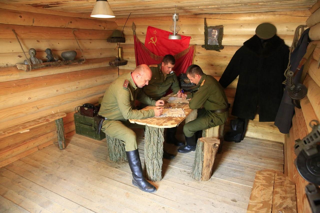Впервые на форуме «Армия-2020» под Таганрогом зрителям будет представлена «партизанская деревня»