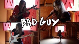 """bad guy"" - Billie Eilish (Cassidy Mackenzie Cover)"