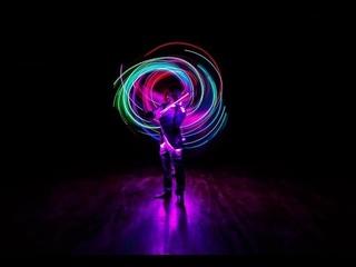 Эксклюзив!! Светодиодное шоу-скрипка «Electro Style» | Anna Legenda event-агентство