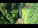 Гваделупа Водопад Les Chutes du Carbet
