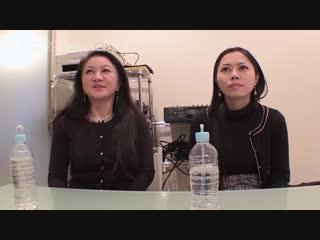 Настоящий японскиий инцест   реальные мама и дочь на первом порно кастинге (yui yabuki, chiharu yabuki, milf, incest, japan)