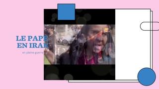 Peter Gabriel - Passion (Le pape en Irak)