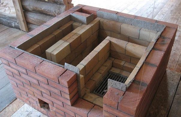 Строительство печей: секреты и рекомендации