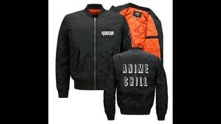 Одежда в японском стиле, короткая куртка для мужчин и женщин, охлаждающая куртка в стиле аниме, уличная одежда ma1men, куртка
