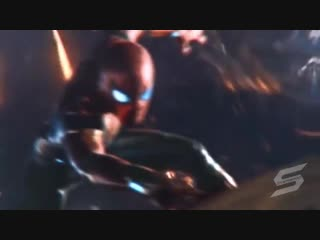 Spider Man _ Scarlet Witch _ Doctor Strange _ Iron Man vine