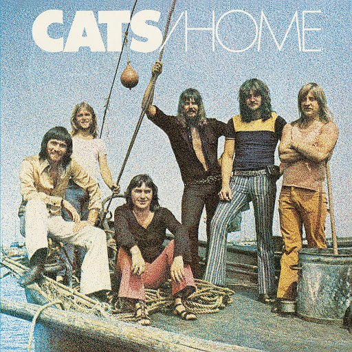 The CATS альбом Home