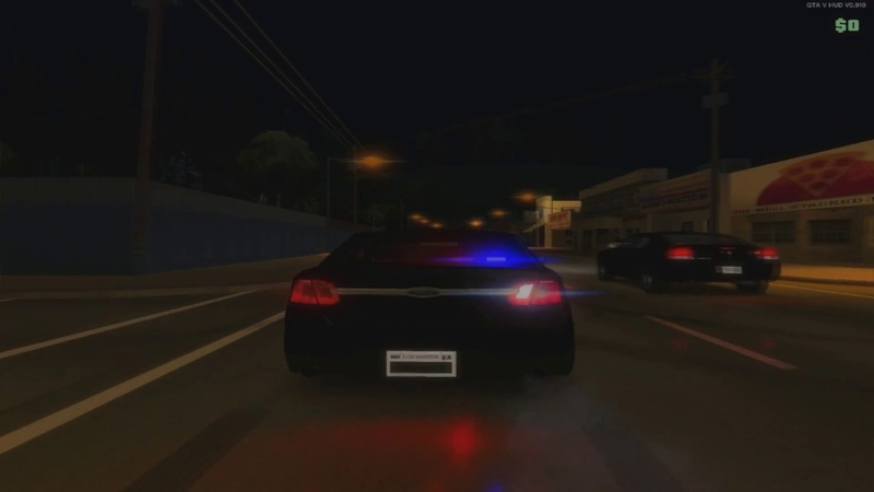 Unmarked Units Lowpoly IVF, PremierSultan(Ford TaurusDodge Charger)