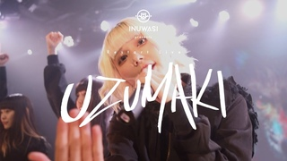 "INUWASI - Restart Live "" UZUMAKI ""[LIVE MOVIE]"