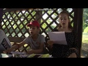 White Rocks camp song with Yuri Dukhanin