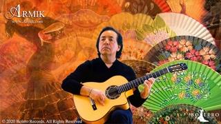 Armik - Tango Flamenco (25th Anniversary Version) - Official - (Nouveau Flamenco, Spanish Guitar)