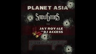 Planet Asia & Snowgoons - Pistol Grip Pump ft Jay Royale & DJ Access (AUDIO)