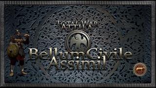 Total War  civile.Кампания за Приска Аттала.Легенда