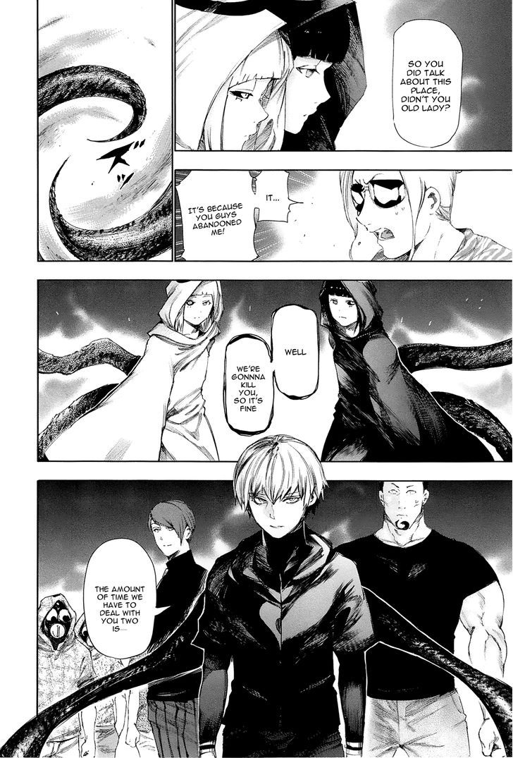 Tokyo Ghoul, Vol. 10 Chapter 96 Underground, image #7