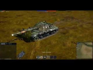 WarThunder БР 9/3 ранге (6 эра) это как то с чем то  11 фрагов