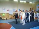 Танец мальчиков на выпускном в школе №1