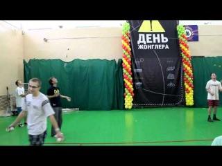 День жонглера 2011. Endurance