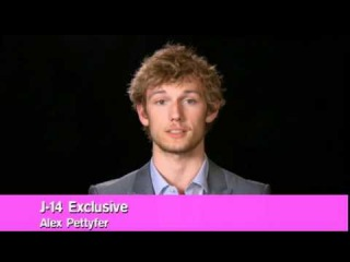 J-14 Exclusive: Beastly's Alex Pettyfer's J-14 Shout Out