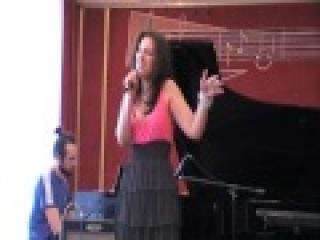 Лусине Кочарян-Lusine Kocharyan- A song for you (Rey Charls)