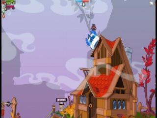 Вормикс: Я vs Знахарь (13 уровень)
