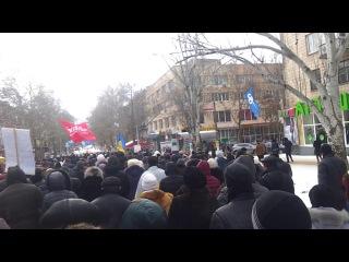Миколаїв Вставай! (26.01.2014) Радянська вул.ЄвромайданМиколаїв