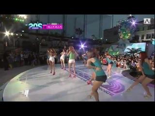 SISTAR-Loving U[2012 Mnet 20's Choice]