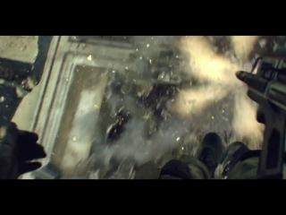 В трейлере Advanced Warfare с живыми актерами снялась модель Эмили Ратайковски