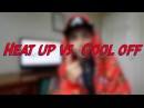 Heat up vs. Cool off - W1D2 - Daily Phrasal Verbs - Learn English online free video lessons