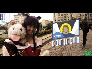 Promo/Teaser - Kyiv Comic Con 2016
