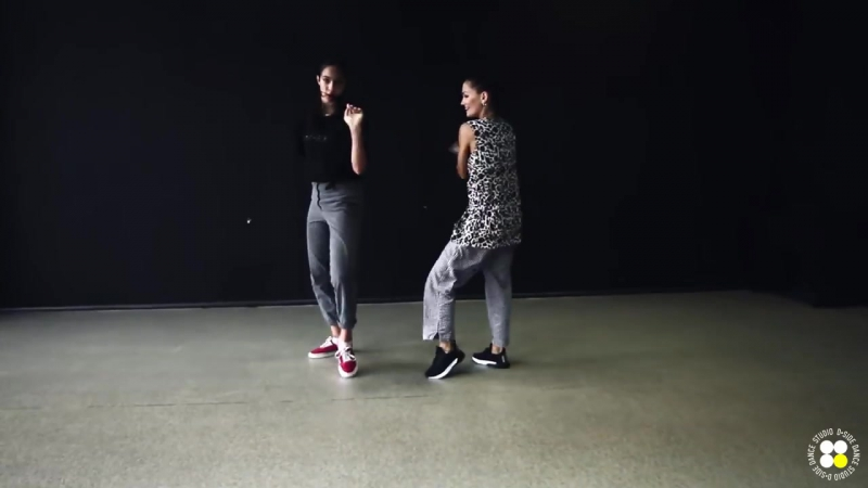 DJ TJAEY - LOOK LIKE YOU AFRO REMIX _ Choreography by Maria Kozlova _ D.side dance studio