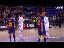 FC Barcelona Lassa Catgas Energía Jornada 18