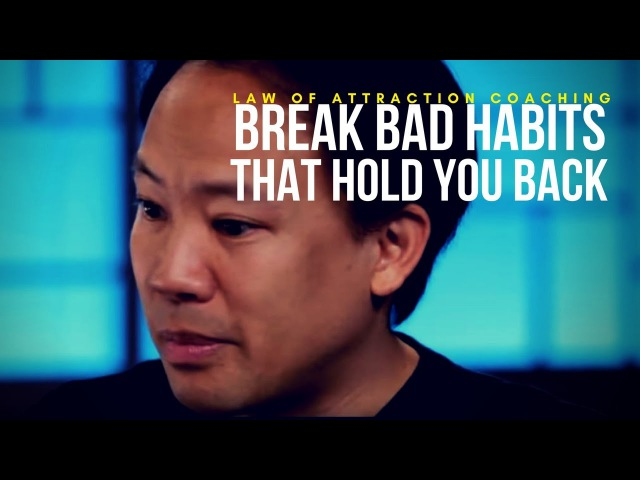Jim Kiwik: How to Break Bad Habits That Hold You Back (One of the Best Speeches Ever)
