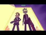Rick and MortyBlack Sabbath Paranoid