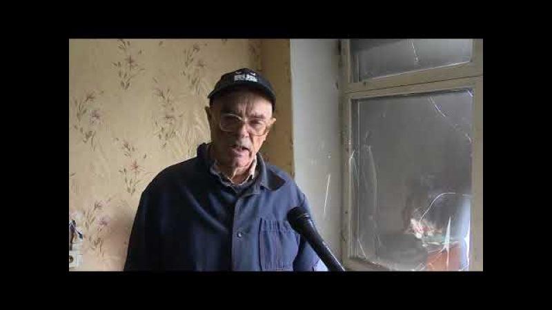 О взрыве 1 марта, в гостях у ветерана ВОВ