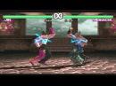 Tekken 3 Jin Kazama Juggles Combos Moves HD 720p 2014 09 15 1937 25 0649