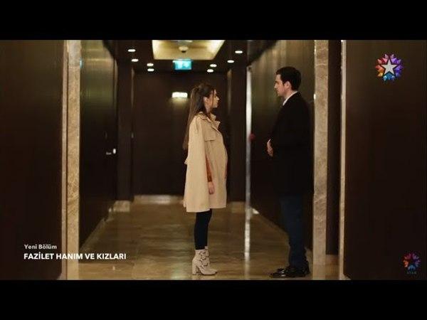 Fazilet Hanım ve Kızları 40 Bölüm - Hazan mı Yordu Seni - Yağız ve Ece