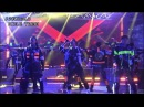 FNS歌謡祭2014 24WORLD EXILE TRIBE